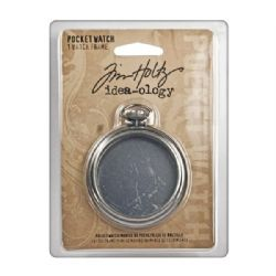 TH92910 Tim Holtz® Idea-ology™ Findings - Pocket Watch